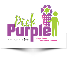Pick Purple
